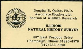 Illinois Natural History Survey, Champaign, Illinois