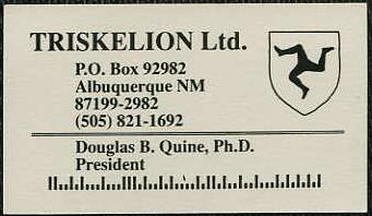Triskelion Ltd, Albuquerque, New  Mexico